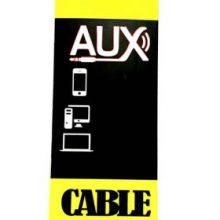 کابل AUX ریمکس مدل RX77 طول1.5متر