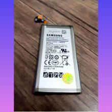 باتری گوشی  موبایل سامسونگ مدل S8ظرفیت 3000میلی امپر ساعت