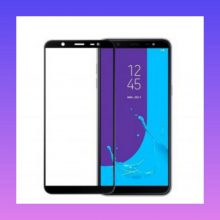 محافظ صفحه نمایش فول مناسب برای گوشی موبایل سامسونگ مدل j8+