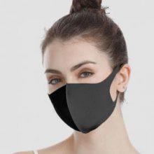 ماسک تنفسی مشکی