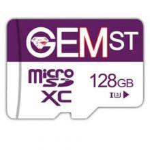 کارت حافظه microSDXC جم اس تی مدل Extra600x کلاس 10 استانداردUHS-I سرعت 90MB/S ظرفیت 128گیگابایت