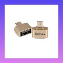 مبدل OTGریمکس MICRO USB