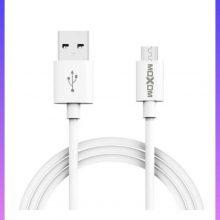 کابل تبدیل USB به microUSB موکسوم مدل Hi-W01 طول 1 متر