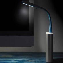 چراغ LED یو اس بی روموس+مبدل otg micro usb