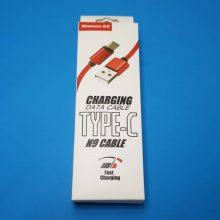 کابل تبدیل USB به NEW MINE type-c مدل N9 به طول 1.2 متر