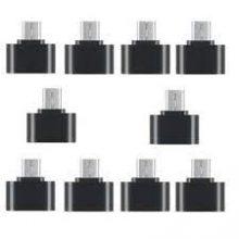 مبدل micro usb به USB مدل mic-10 بسته 10 عددی