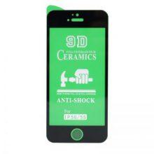 محافظ صفحه نمایش (گلس) سرامیکی مناسب برای گوشی آیفون 5sو5