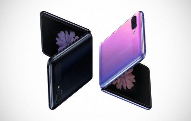 سامسونگ امسال از موبایل تاشوی جدیدی با دو لولا رونمایی میکند